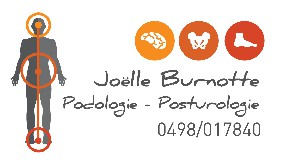 Joëlle Burnotte - Podologue / Posturologue HEUSY